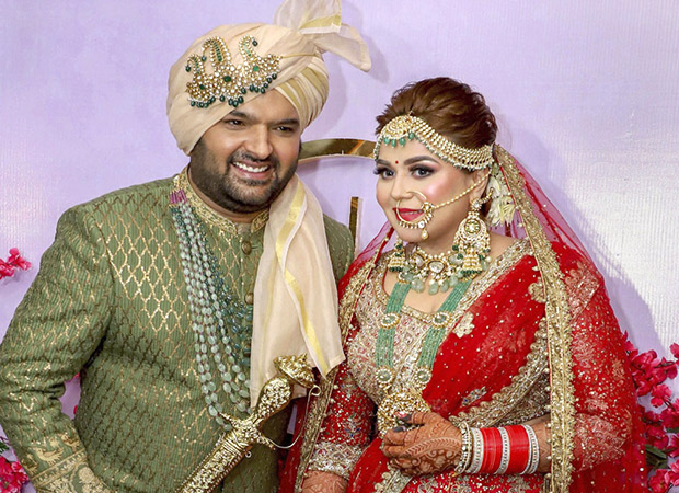 Kapil Sharma and Ginni Chatrath are HOSTING another reception in Delhi (details inside)