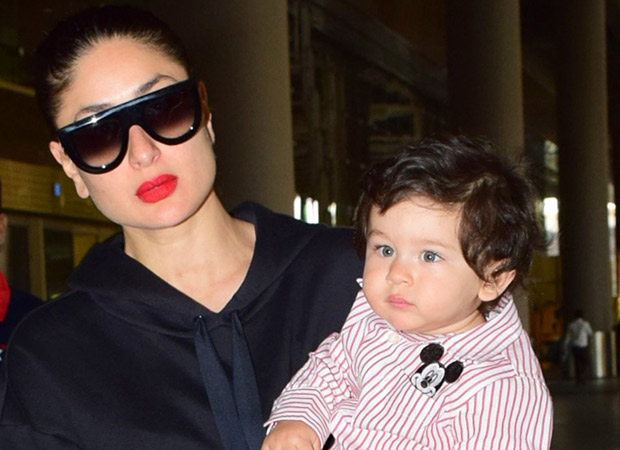 Kareena Kapoor Khan HITS back at trollers like a Boss after they shame her for keeping a nanny for Taimur Ali Khan!