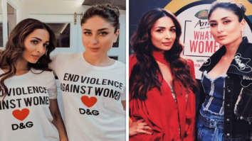 Kareena Kapoor Khan wears matching tees with BFF Malaika Arora during her radio show shoot