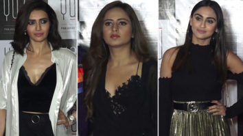 Krystle D'Souza, Karishma Tanna and others at Launch Party of Yazu-Pan Asian Supper Club