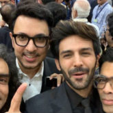 Kartik Aaryan was scared that the 'backfie' might backfire