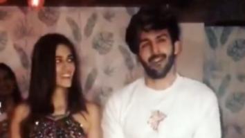 Kartik Aaryan and Kriti Sanon wrap up Luka Chuppi with 'Poster Lagwa Do' dance
