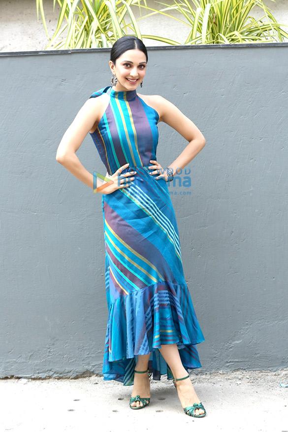 Kiara Advani snapped in Mumbai