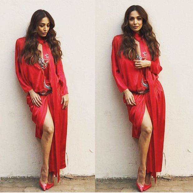 Malaika Arora in Alena Akhmadullina for What Women Want with Kareena Kapoor Khan (3)