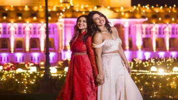 Parineeti Chopra shares an UNSEEN photo with Priyanka Chopra from her wedding