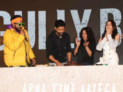 Ranveer Singh, Alia Bhatt and others grace the trailer launch of Gully Boy   Part 4