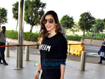 Raveena Tandon, Sophie Choudry and others snapped at the airport