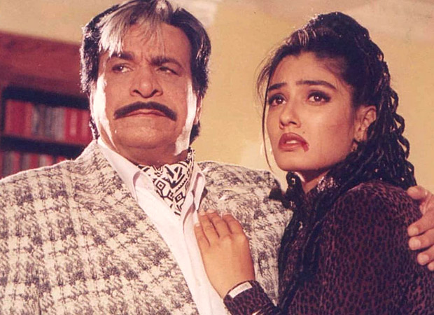 Raveena Tandon remembers Kader Khan