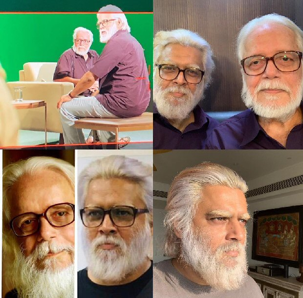 Rocketry: The Nambi Effect - R Madhavan SHOCKS with his transformation as ISRO scientist Nambi Narayan