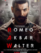 First Look Of Romeo Akbar Walter