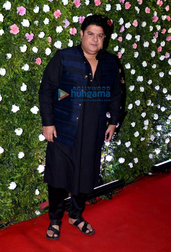 Salman Khan, Shah Rukh Khan, Amitabh Bachchan and others grace Raj Thackeray's son Amit Thackeray – Mitali Borude's wedding reception