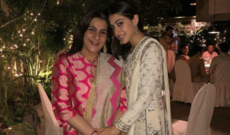 Sara Ali Khan's Instagram post with her mom Amrita Singh is going to mesmerise you