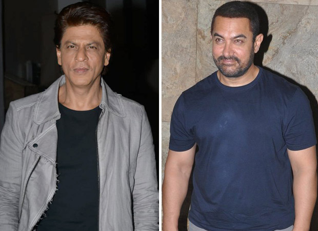 Shah Rukh Khan THANKS Aamir Khan for recommending him for Saare Jahan Se Accha (Read full story)