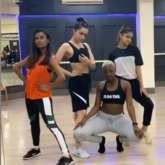 Shraddha Kapoor preps hard for her upcoming dance film starring Varun Dhawan