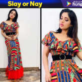Slay or Nay - Bhumi Pednekar in Roopa for Sonchiriya promotions (Featured)