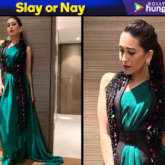 Slay or Nay - Karisma Kapoor in Anamika Khanna for a brand endorsement event (Featured)