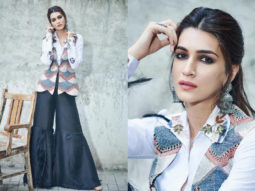Slay or Nay - Kriti Sanon in Anamika Khanna for Luka Chuppi promotions (Featured)