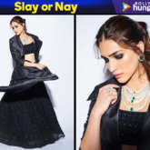 Slay or Nay - Kriti Sanon in Sunaina Khera for Umang 2019 Mumbai Police Show (Featured)