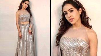 Slay or Nay - Sara Ali Khan in Manish Malhotra Couture for Umag 2019 Mumbai Police Show (Featured)