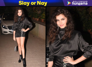 Slay or Nay - Tara Sutaria in Alessandra Rich for Punit Malhotra's birthday bash (Featured)