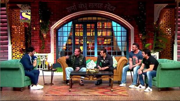 The Kapil Sharma Show: Salman Khan reveals his uncle