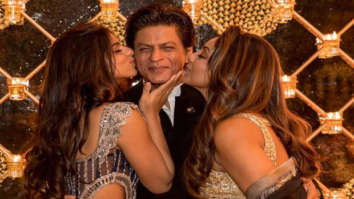 This family picture of Shah Rukh Khan, Gauri Khan and Suhana Khan is frame-worthy