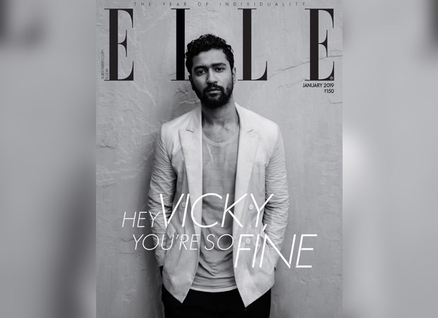 Vicky Kaushal for Elle India (Featured)