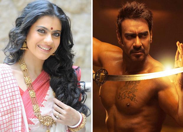 Taanaji – The Unsung Warrior: Kajol shoots for a lavishly mounted song in the film