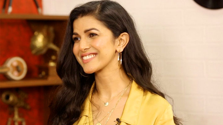 """Shah Rukh Khan, what's the New Gadget you're into"" Nimrat kaur Rapid Fire"