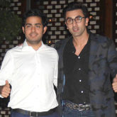 Ranbir Kapoor is a special guest at BFF Akash Ambani's BACHELOR'S PARTY in Switzerland!