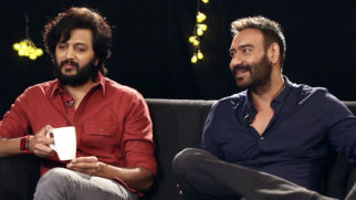 "Ajay Devgn ""PROMO ka Reaction Sabse IMPORTANT hai""Riteish Deshmukh Total Dhamaal"