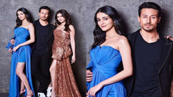 Ananya Panday in Monisha Jaising Couture for KWK 6 (Featured)