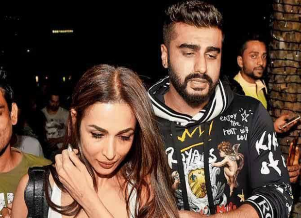 Arjun Kapoor posts his childhood picture and Malaika Arora can't stop gushing