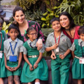 Athiya Shetty and Sania Mirza come together for a special initiative for Save The Children