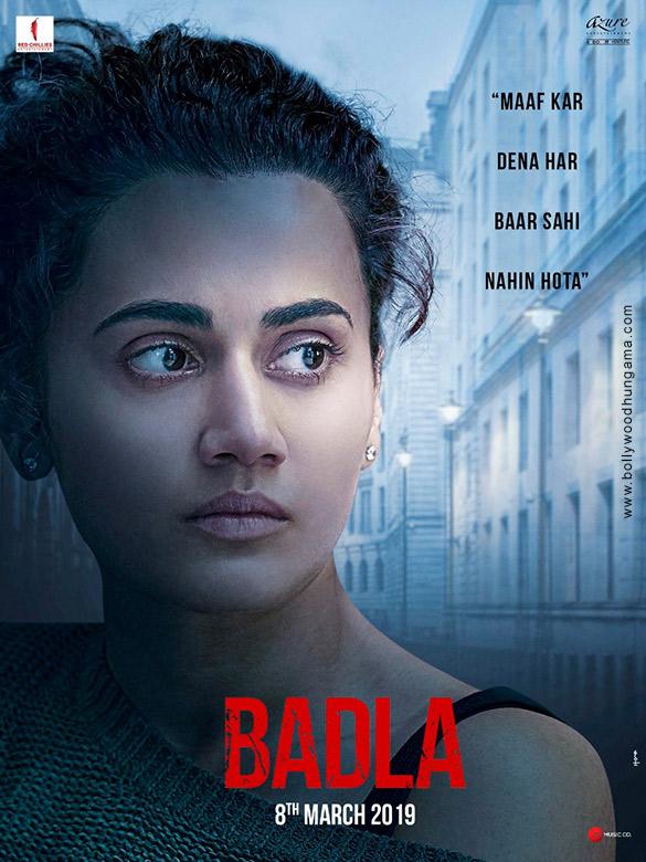 BADLA (2019) con A. BACHCHAN + Sub. Español Badla-2