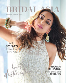 Sonakshi Sinha On The Cover Of Bridal Asia