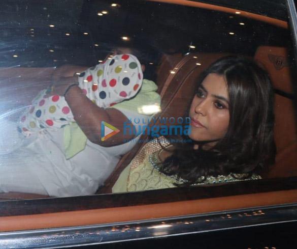 Celebs attend Ekta Kapoor's son Ravie Kapoor's naming ceremony (6)