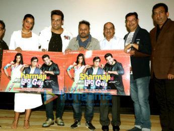 Celebs attend Krushna Abhishek's film Sharmaji Ki Lag Gai's trailer and poster launch