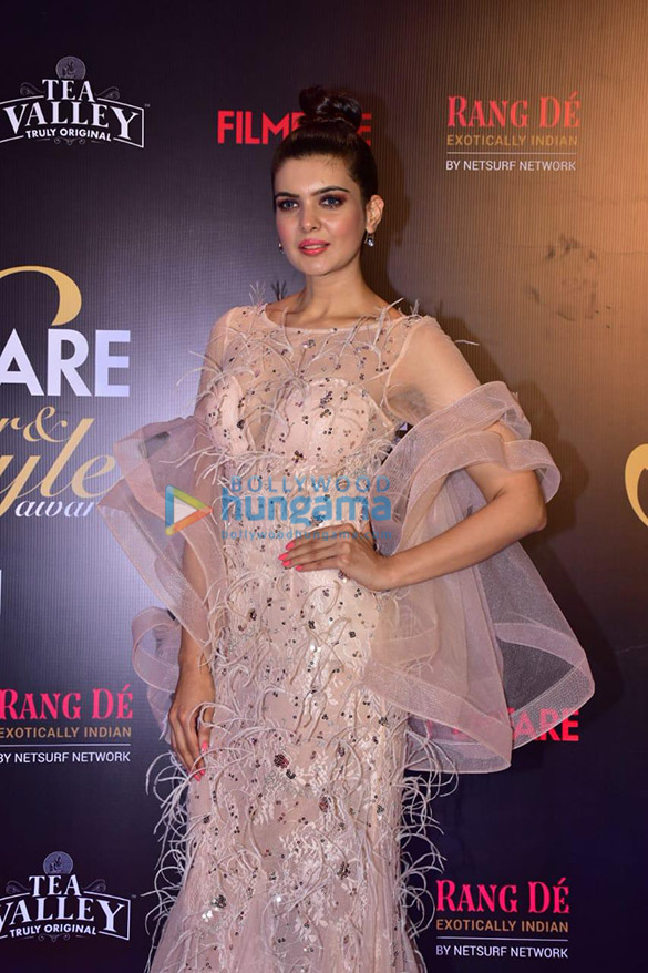 Celebs grace Filmfare Glamour and Style Awards 2019 at JW Marriott in Juhu (1)