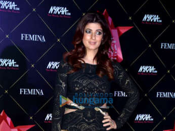 Celebs grace the Nykaa Femina Beauty Awards 2019