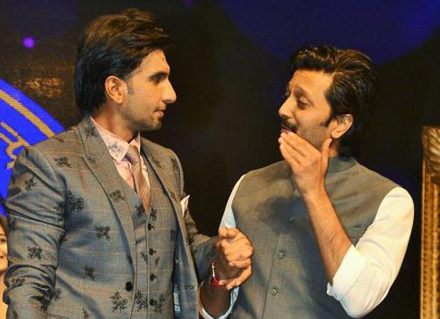 Riteish Deshmukh TROLLS Ranveer Singh's OUTLANDISH dressing sense via this tweet