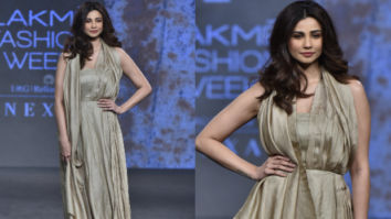 Daisy Shah for Kanchan More Sbharwal at LFW 2019 Summer_Resort (Featured)
