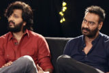 ENTERTAINING QUIZ Ajay Devgn & Riteish Deshmukh's Closely Fought Battle on Indra Kumar-01