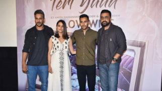 Ekta Kapoor, Raj Kundra, Anita Hassanandani and others at launch of Single Teri Yaad