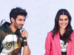 FULL Promotion of Film Luka Chuppi with Starcast Kartik Aaryan Kriti Sanon