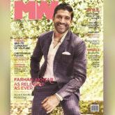 Farhan Akhtar for Mans World magazine February 2019 (Featured)