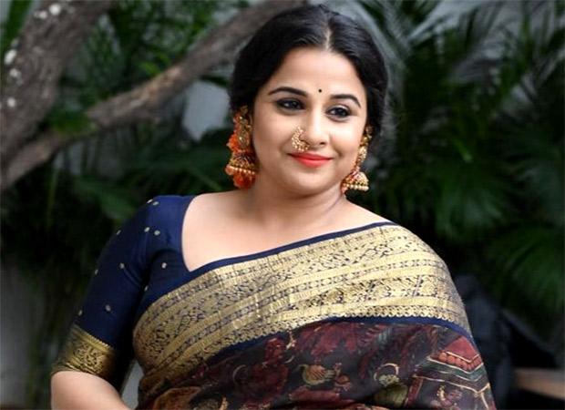 Vidya Balan says women don't even care more after turning 40!