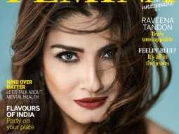 Raveena Tandon On The Covers of Femina