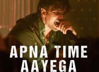 Gully Boy Indian Railway's snazzy re-mix of Ranveer Singh's Apna Time Ayega is SAVAGE AF