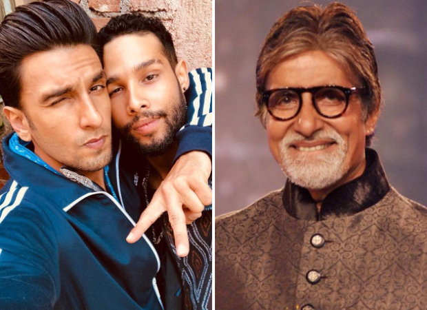 Gully Boy breakout star Siddhant Chaturvedi receives appreciation letter and flowers from Amitabh Bachchan, Ranveer Singh cheers for him